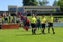 21. Spieltag: FV Dresden 06 Laubegast - Dresdner SC 5:3
