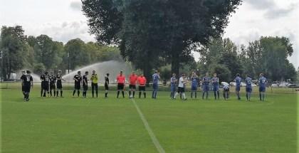 Zweite empfängt SV Lampertswalde