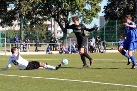Sechster Sieg in Folge: 1:0 bei Löbtau