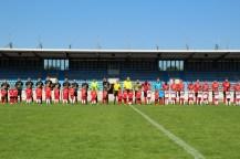 3. Spieltag: Dresdner SC - FV Dresden Süd-West 4:3 (2:0)