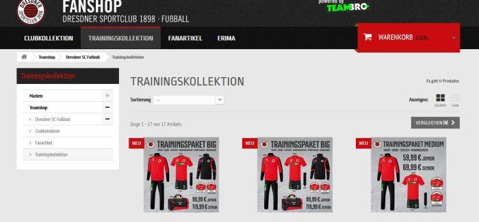 Neue DSC-Trainingspakete sind erhältlich