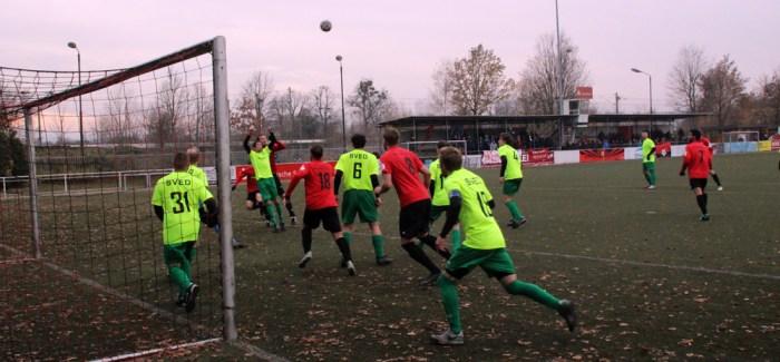 Testspiel bei Eintracht Dobritz