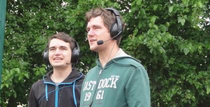 Live-Ticker und Webradio vom Pokal-Halbfinale