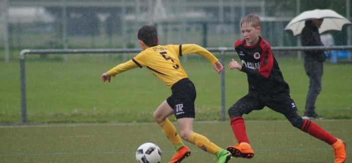 Nachwuchs: D1-Jugend feiert Derbysieg