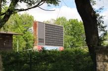 100 Jahre Stadion: Anzeigetafel (Führung am Sonntag)