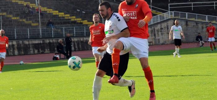 Verdiente Niederlage im Derby gegen Borea