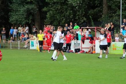 Unnötige Last-Minute-Niederlage in Weixdorf