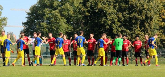 Zweite spielt viermal gegen 2. Mannschaften