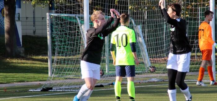 Nachwuchs: Pokal-Viertelfinale für A-Jugend