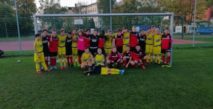Trainingslager der U13 in Rumburk