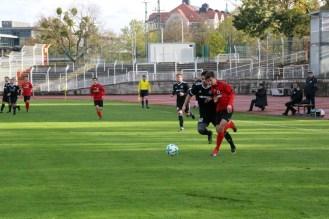 10. Spieltag: Dresdner SC - VfB Weißwasser 1909 2:0 (1:0)