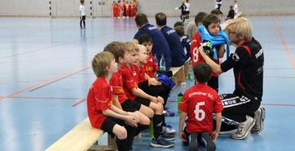 Hinrunden-Rückblick: Minis bis F-Jugend