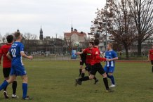 Testspiel: Dresdner SC - FV Blau-Weiß Stahl Freital 1:2 (1:2)