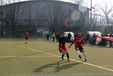14. Spieltag: Dresdner SC - FC Stahl Rietschen-See 2:2 (2:1)