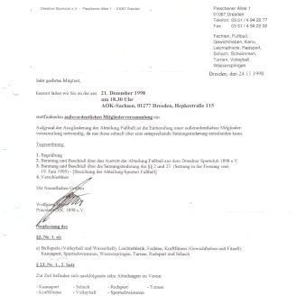 """Serie """"DSC-Geschichte ab 1990"""": Teil 4 = 1998-2000"""