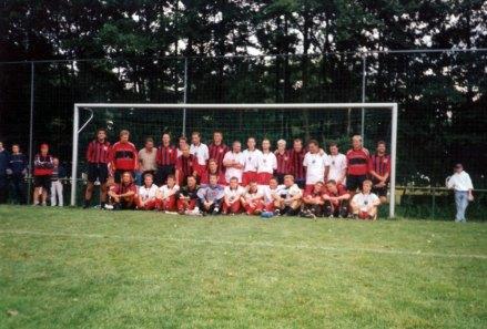 """Serie """"DSC-Geschichte ab 1990"""": Teil 5 = 2000-2002"""