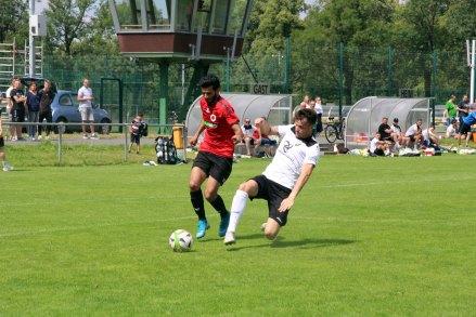 Testspiel: Dresdner SC - SC Freital 2:10 (1:7)
