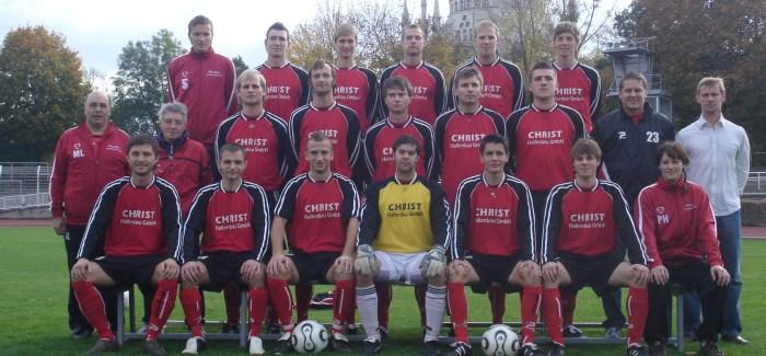 Mannschaftsfoto 2007/08