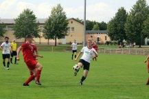 Testspiel: TSV Rackwitz - Dresdner SC 0:6 (0:0)