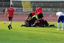Landespokal 2. Runde: Dresdner SC - FC Oberlausitz Neugersdorf 8:7 n.E. (3:3, 2:2)