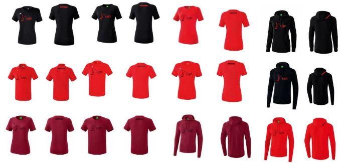 Neu im Fanshop: Schicke DSC-Streetwear