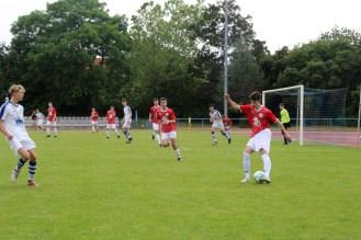 A-Jugend unterliegt im Finale gegen Striesen