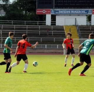 0:1 Niederlage gegen Dobritz