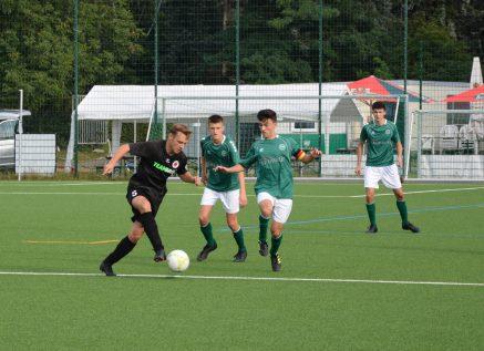 Nachwuchs: U19 gewinnt erstes Punktspiel