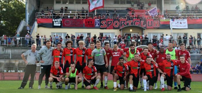 3:0-Sieg und 555 Zuschauer beim Stadion-Abschiedsspiel
