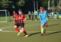 Nachwuchs: U15 gelingt erster Saisonsieg