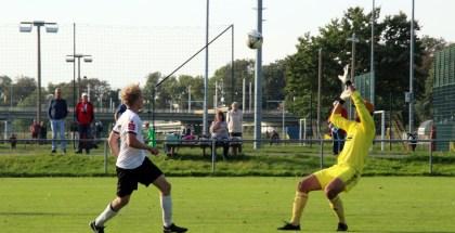 3:2 Sieg nach Rückstand gegen Crostwitz