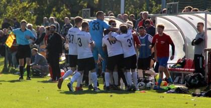 DSC zieht nach 3:0-Derbysieg sensationell ins Achtelfinale ein