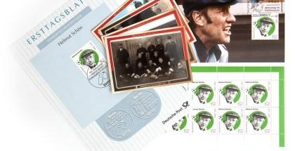 Helmut Schön-Briefmarken, Ersttagsbriefe, Sammelkarten im Fanshop