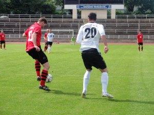 23. Spieltag: Dresdner SC - FSV Budissa Bautzen II 4:1