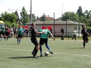 24. Spieltag: Radebeuler BC 08 - Dresdner SC 1:2