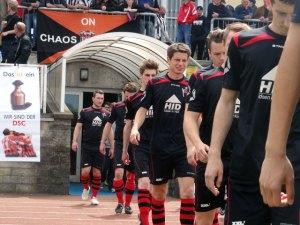 26. Spieltag: Dresdner SC - SG Weixdorf 4:1