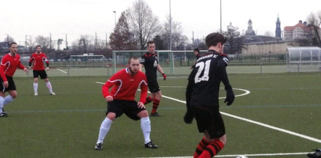 Testspiel gegen Regionalligisten