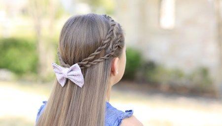تسريحات الشعر سهلة وجميلة للفتيات في المدرسة في 5 دقائق 97 صور