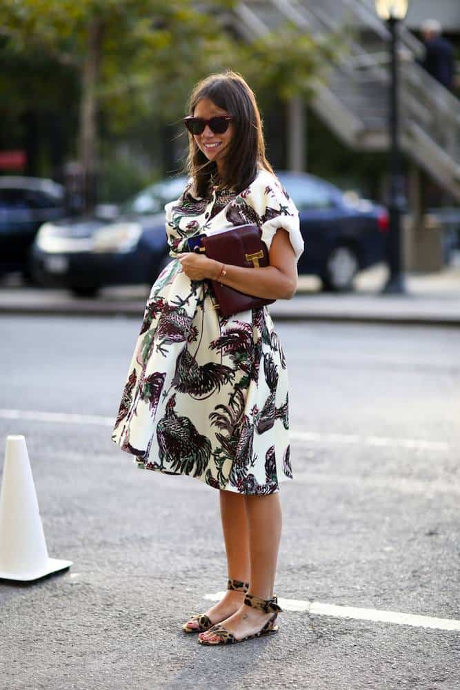 Maternity-fashion-trends-2016-dresses-for-pregnant-women-street-fashion-1
