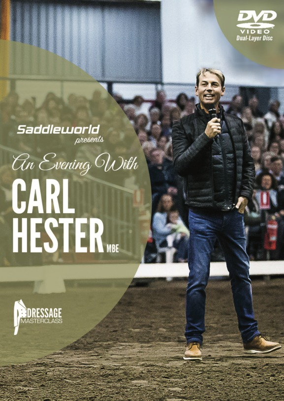 Carl Hester Dressage DVD