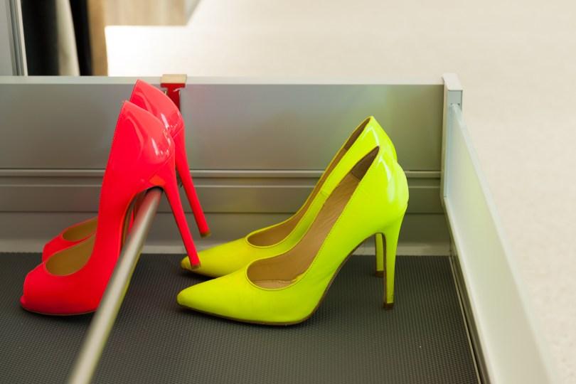 schoenenlade dressing