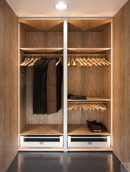 Design garderobekasten op maat
