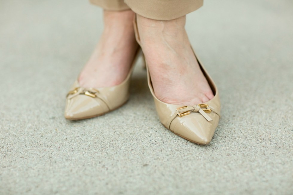 Flesh-Colored-Slingback-Heels