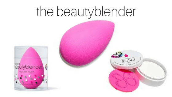 Essentials the beautyblender