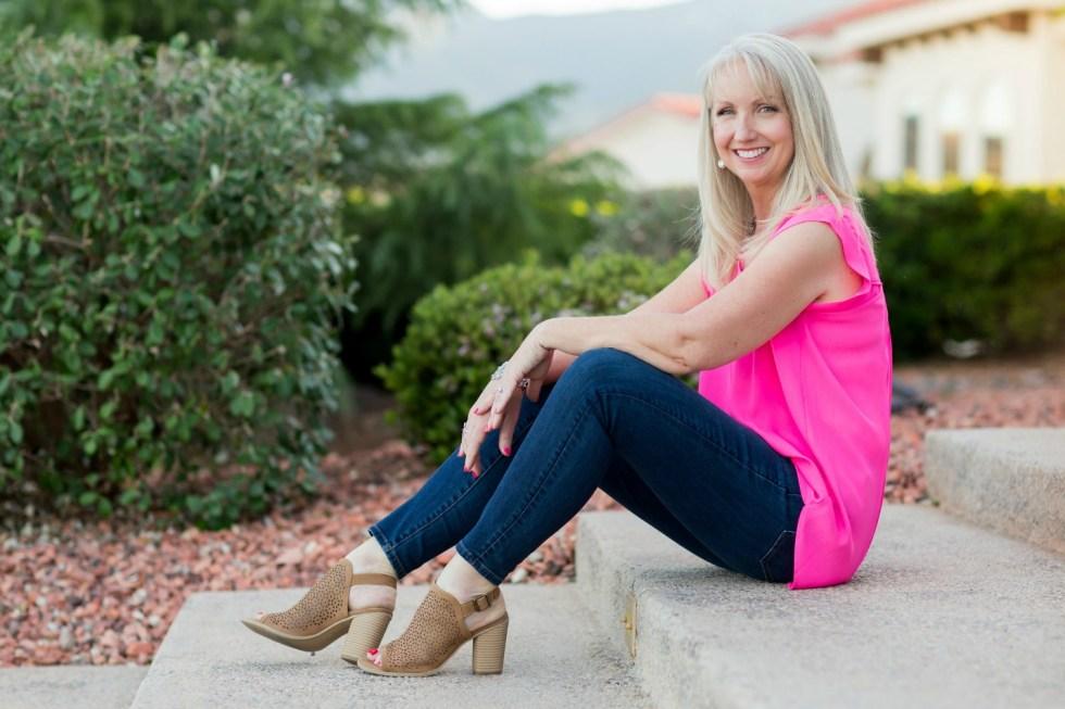 Skinny Jeans with LYCRA Beauty Technology