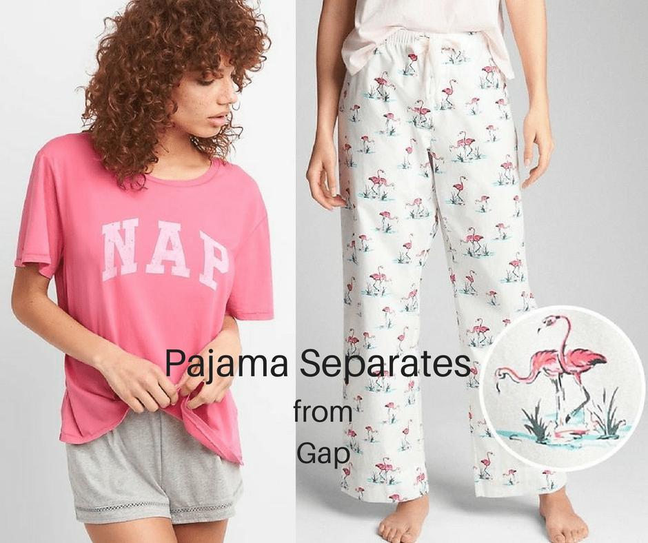 Summer Nights GAP Sleepwear Favorites
