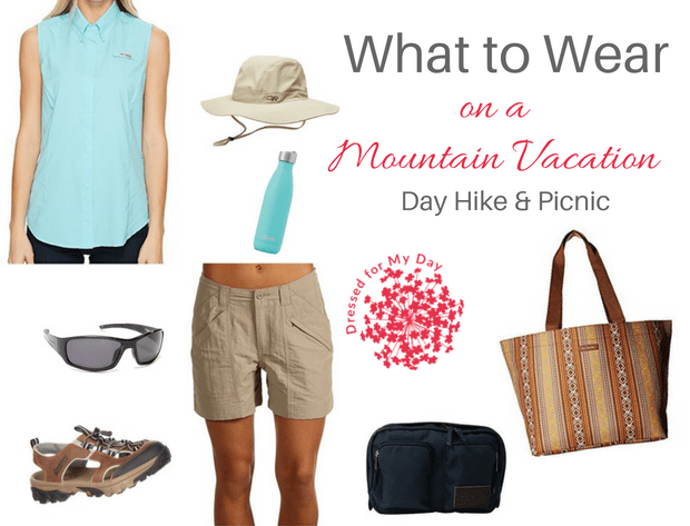 What to Wear Mountain Vacation Hike & Picnic