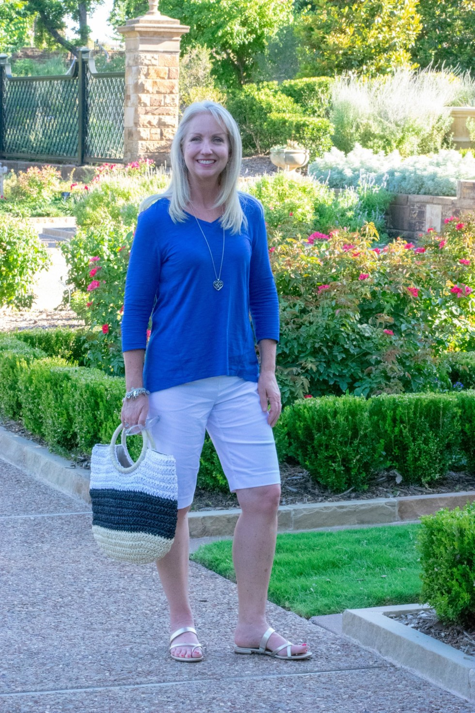 How to Wear Bermuda Shorts