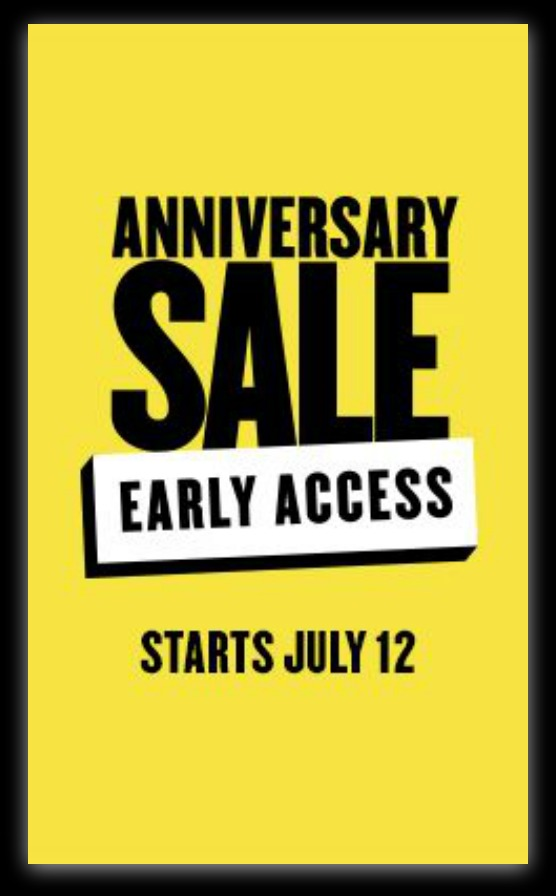 Nordstrom Sale Starts