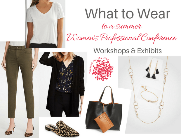 What to Wear Women's Professional Conference Workshops